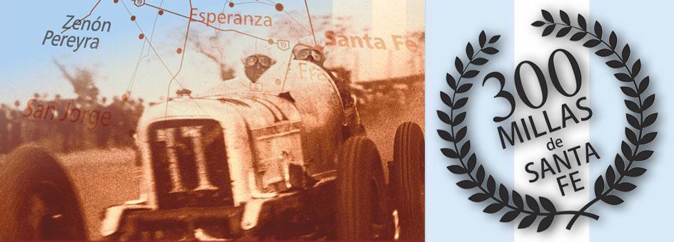 300 Millas de Santa Fe por los caminos de Domingo Bucci