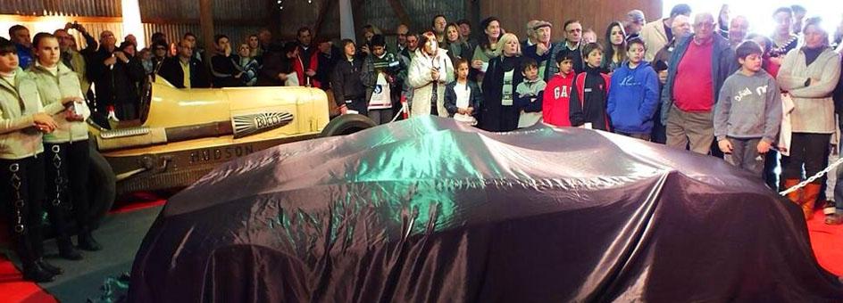 El Bucci Special fue exhibido en Zenón Pereyra