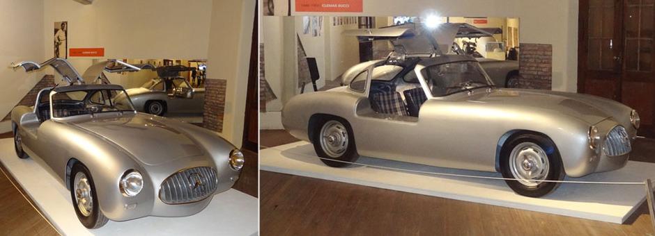 image-museo bucci mercedes benz 300 sl panamericana