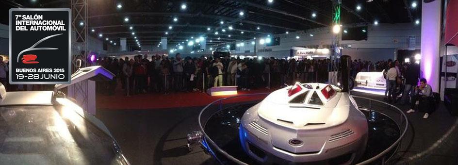 El Museo Bucci presente en el 7° Salón Internacional del Automóvil de Buenos Aires